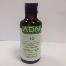 ADN Derma Peel Light Dream Peel 10 - Лосьон-пилинг для лица регенерирующий 100 мл.