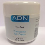 ADN Free Feet Therapeutic Talc Cream - Крем - тальк 250 мл.