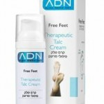 ADN Free Feet Therapeutic Talc Cream - Крем - тальк 50 мл.