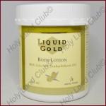 Anna Lotan Liquid Gold Body Lotion - Лосьон для тела «Золотой» 625 мл.