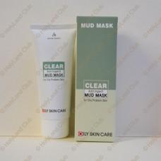 Anna Lotan Clear Astringent Mud Mask - Маска стягивающая грязевая
