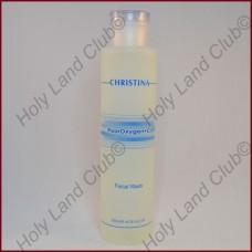 Christina Fluoroxygen + C Facial Wash - Средство для очищения лица 300 мл.