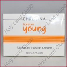 Christina Forever Young Moisture Fusion Cream - Крем для интенсивного увлажнения кожи 50 мл.
