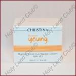 Christina Forever Young Hydra-Protective Winter Cream - Увлажняющий крем для зимнего времени года с СПФ-20 50 мл.