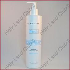Christina Fresh Azulene Cleansing Gel - Азуленовое мыло-гель для всех типов кожи 300 мл.