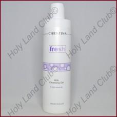 Christina Fresh Milk Cleansing Gel - Молочное мыло-гель для всех типов кожи 300 мл.