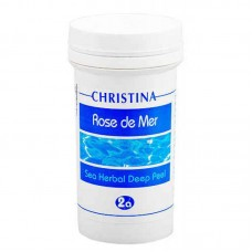 Christina Rose de Mer Sea Herbal Deep Peel - Пилинг (порошок) Rose de Mer (шаг 2а, вариант 1) 100 мл.