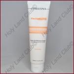 Christina Elastin Collagen Carrot Oil Moisture Cream - Увлажняющий крем с морковным маслом, коллагеном и эластином для сухой кожи 100 мл.