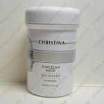 """Christina Porcelan Masque Moisture -Увлажняющая фарфоровая маска """"Порцелан"""" для всех типов кожи 250 мл."""