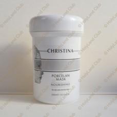 """Christina Porcelan Masque Nourishing - Питательная фарфоровая маска """"Порцелан"""" для сухой и нормальной кожи 250 мл."""