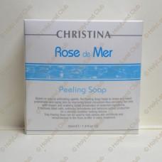 """Christina Rose de Mer Soap Peel - Мыльный пилинг """"Роз де Мер"""" (1 шт.) 50 гр."""