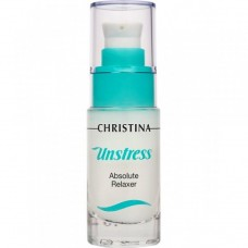 "Christina Unstress Absolute Relaxer - Сыворотка для заполнения морщин ""Абсолют"" 30 мл."