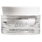 Christina Wish Radiance Enhancing Cream - Омолаживающий крем 50 мл.