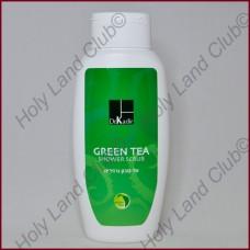 Dr. Kadir Green Tea Shower Scrub - Скраб для душа Зелёный чай 300 мл.