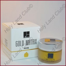 Dr. Kadir MATRIX Gold Mask - Золотая маска с экстрактом граната