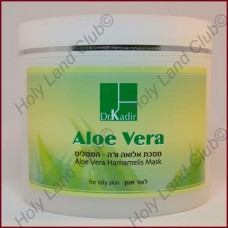 Dr. Kadir Aloe Vera - Hamamelis Mask For Oily Skin - Маска Алое-Гамамелис для жирной кожи