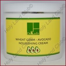 Dr. Kadir Wheat Germ Oil & Avocado Cream - Питательный крем с маслом Зародышей пшеницы и Авокадо
