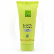 Dr. Kadir Rosemary - Calendula Foot Cream - Крем для ног Розмарин-Календула