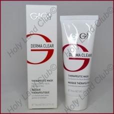 Gigi Derma Clear Therapeutic mask - Маска терапевтическая охлаждающая