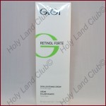 Gigi Retinol Forte Skin Lightening Cream - Отбеливающий крем 50 мл.