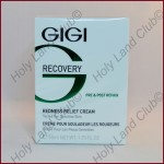 Gigi Recovery Redness Relief Cream Sens - Крем успокаивающий от покраснений и отечности
