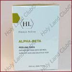 Holy Land Alpha-Beta Exfoliating Peeling Pads with retinol - Салфетки - Пилинг  24 Шт.