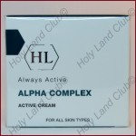 Holy Land Alpha Complex Active Cream - Активный крем