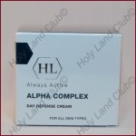 Holy Land Alpha Complex Day Defense Cream SPF-15 - Дневной защитный крем 50 мл.