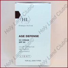 Holy Land Age Defense CC Cream SPF-50 - СС крем СПФ-50 50 мл.