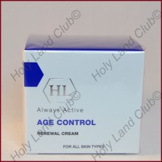 Holy Land Age Control Renewal Cream - Обновляющий крем 50 мл.