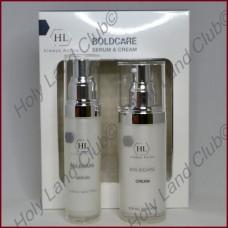 Holy Land Boldcare Set Cream and Serum - Набор сыворотка 30 мл. и крем 50 мл.