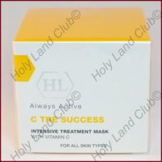 Holy Land C the Success Intensive Treatment Mask with vitamin C - Интенсивная ухаживающая маска