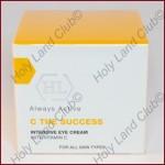 Holy Land C the Success Intensive Eye Cream - Улажняющий крем для зоны вокруг глаз с витамином C 15 мл.