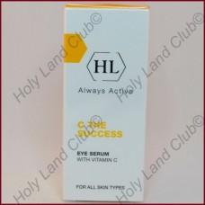 Holy Land C the Success Eye Serum - Сыворотка для век 15 мл.