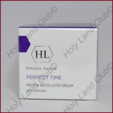 Holy Land Perfect Time Neck & Decollete Cream - Крем для шеи и декольте 50мл.
