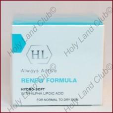 Holy Land Renew Formula Hydro-Soft SPF-12- Увлажняющий крем