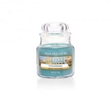 Yankee Candle Small Jar Viva Havana - Вива Гавана маленькая свеча в банке