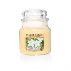 Yankee Candle Small Jar Tobacco Flower - Цветок Табака маленькая свеча в банке