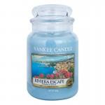 Yankee Candle Large Jar Riviera Escape - Путешествие на Ривьеру большая свеча в банке