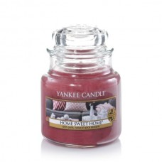Yankee Candle Small Jar Home Sweet Home - Дом, Милый Дом маленькая свеча в банке